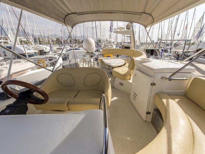 Boat for rent Cranchi 51.0 feet in Athens - Marina Alimos (Kalamaki), Greece