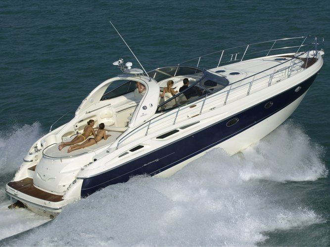 Boat for rent Cranchi 52.0 feet in Sicily, Italy