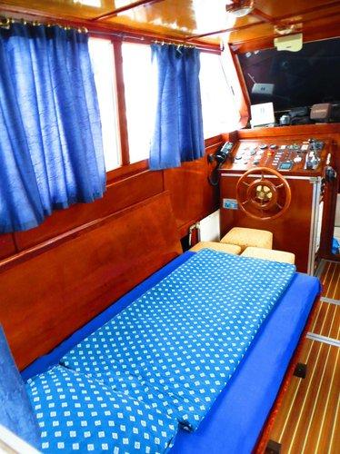 Boat for rent De Groot 42.0 feet in Zadar region, Croatia