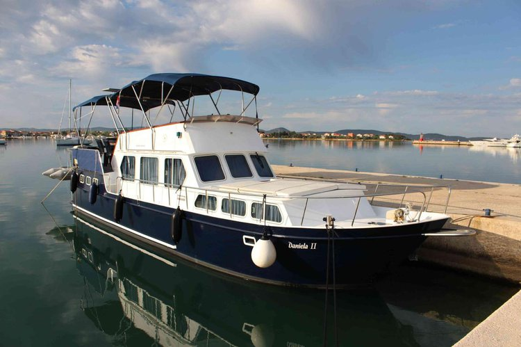 Boat for rent De Groot 42.0 feet in Zadar region, Croatia