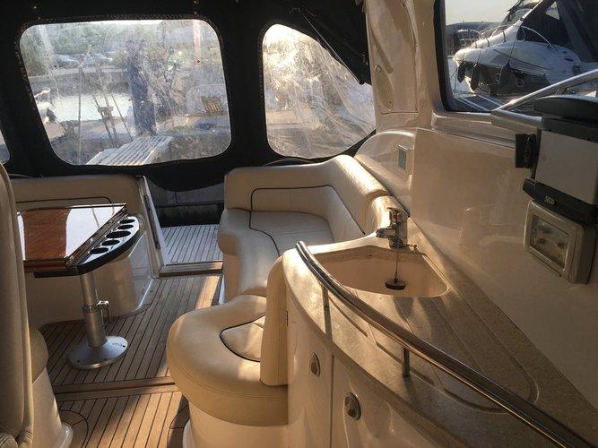 Discover Split region surroundings on this Elan Power E35 Hard Top (Diesel) ELAN MOTOR YACHTS d.o.o. boat