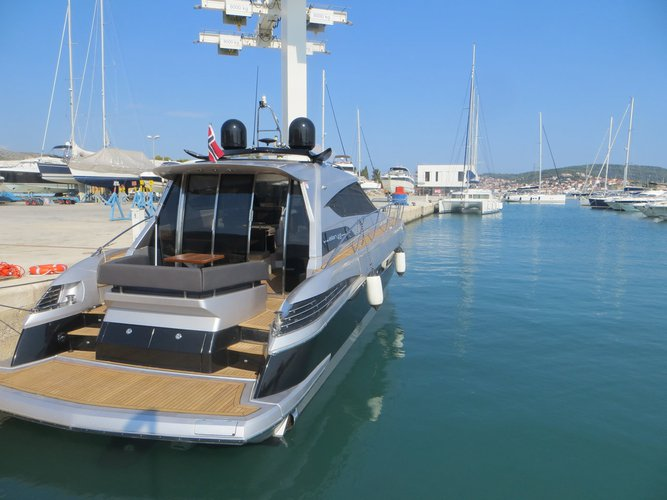47.0 feet ELAN MOTOR YACHTS d.o.o. in great shape