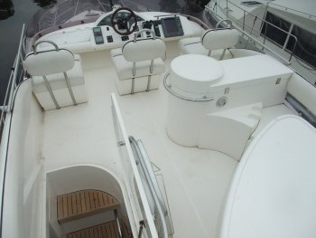 Boat for rent Fairline Boats 44.0 feet in Marina Punat (Krk),