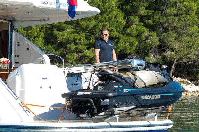 58.0 feet Fairline Boats in great shape