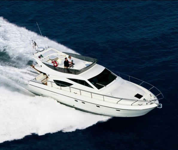 Enjoy luxury on this Ferretti Yachts Group in Split region