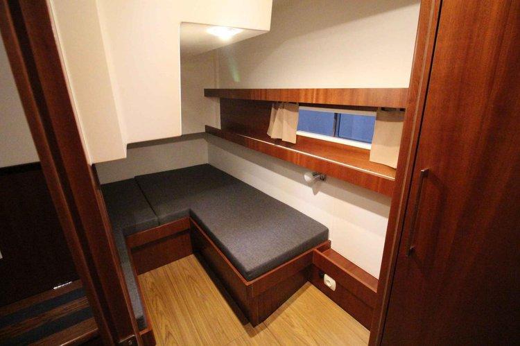 Boat for rent Futura Yachts 36.0 feet in Zadar region,