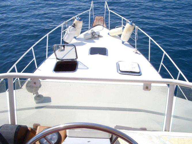 Boat for rent Luxor 39.0 feet in Zadar region, Croatia
