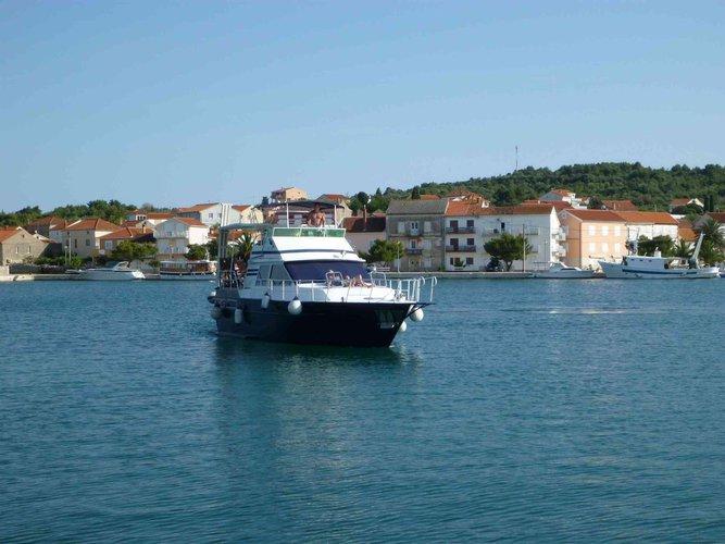 Luxor's 39.0 feet in Zadar region