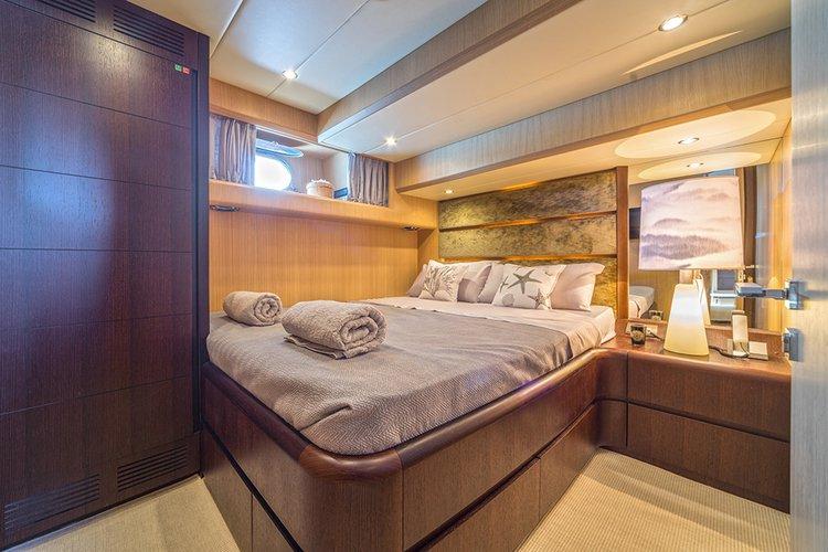 Boat for rent Maiora - Fipa Group 70.0 feet in Marina Kastela, Kastela,