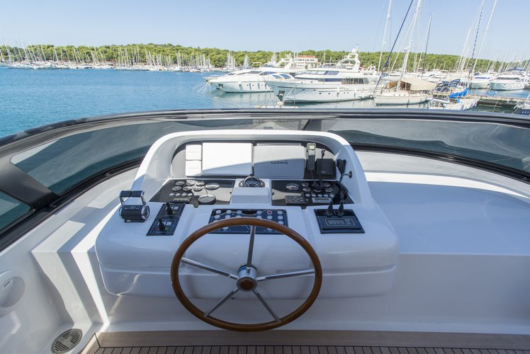 Boat for rent Maiora - Fipa Group 75.0 feet in Yachtclub Seget (Marina Baotić), Seget Donji,