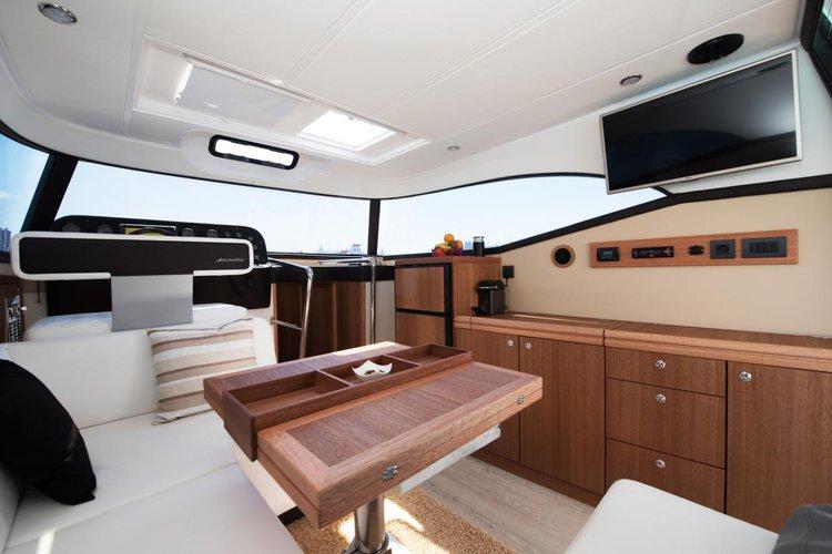Motor yacht boat rental in Marina Split,