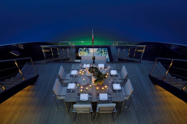 Mega yacht boat rental in Ocean Marina Yacht Club, Thailand