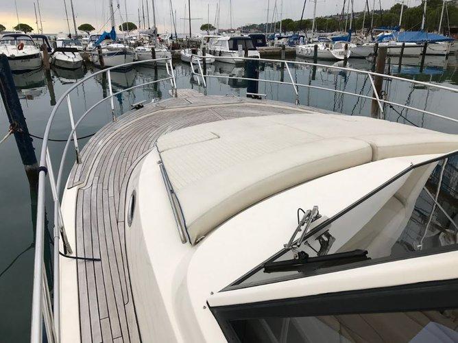 Discover Zadar region surroundings on this Adriana 44 SAS - Vektor boat