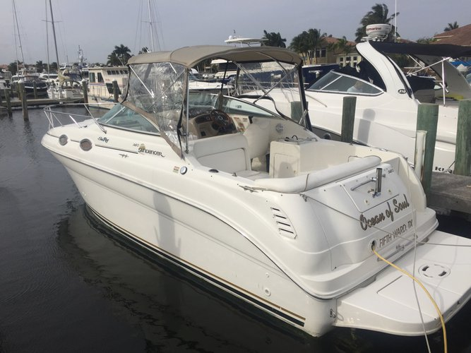 SeaRay 260 Sundancer
