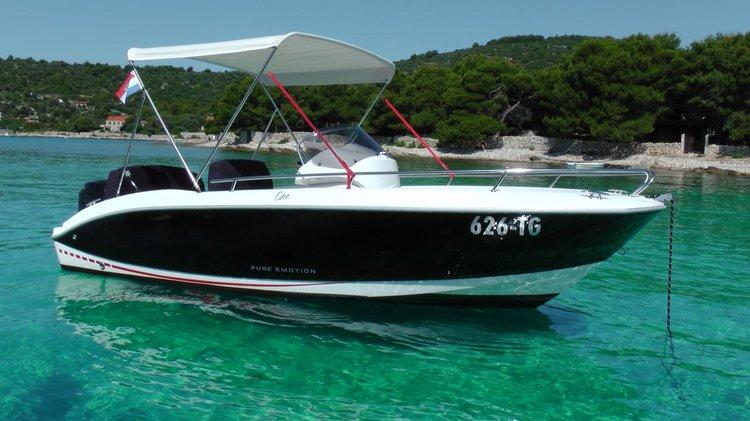 Sessa Marine's 18.0 feet in Split region