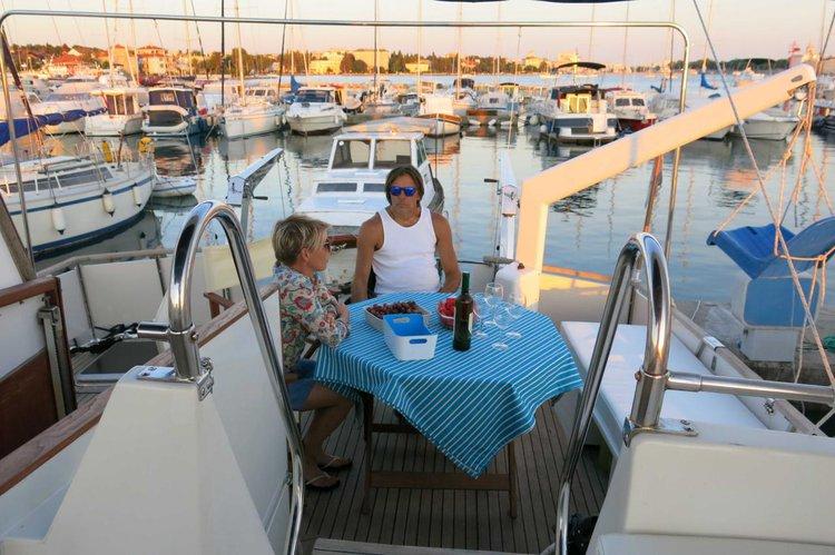 Trader's 41.0 feet in Zadar region