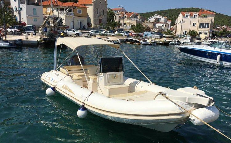 BSC's 23.0 feet in Zadar region