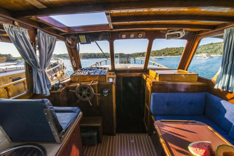 Boat for rent Custom Made 36.0 feet in Zadar region, Croatia