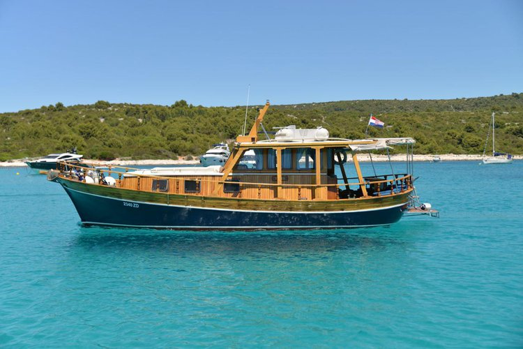 Boat for rent Custom Made 36.0 feet in Zadar region,