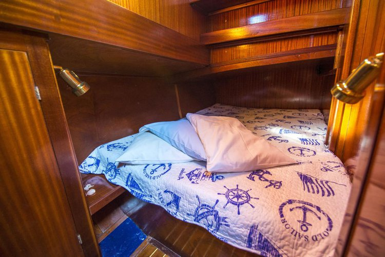 Boat for rent Custom Made 39.0 feet in Zadar region,