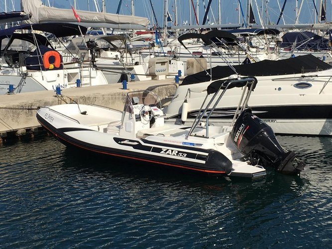 Other boat for rent in Zadar region