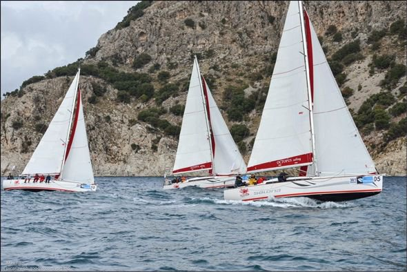 Discover Aegean surroundings on this Salona 41 AD Boats boat