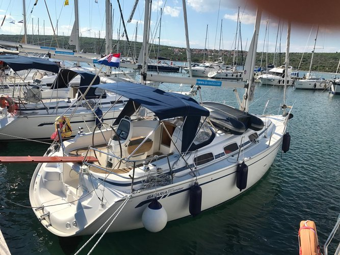 Boat for rent Bavaria Yachtbau 31.0 feet in Marina Punat (Krk), Croatia
