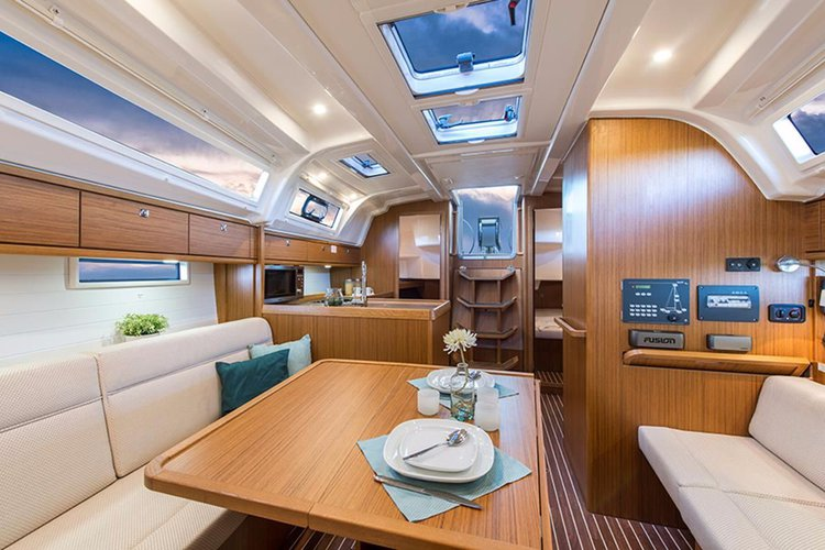 Bavaria Yachtbau boat for rent in Azores