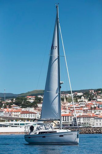 Enjoy Azores to the fullest on our comfortable Bavaria Yachtbau