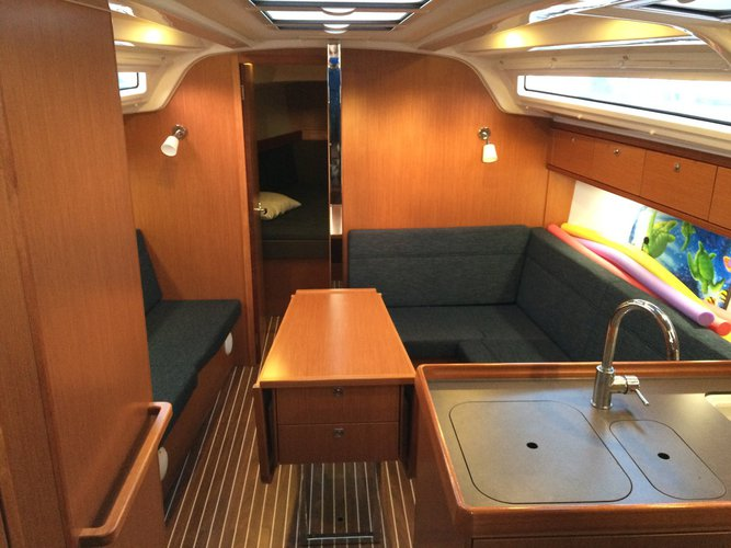 Boat for rent Bavaria Yachtbau 37.0 feet in Corfu (Gouvia marina), Greece