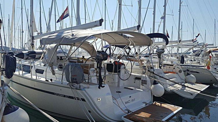 Boat for rent Bavaria Yachtbau 37.0 feet in Yachtclub Seget (Marina Baotić), Seget Donji,