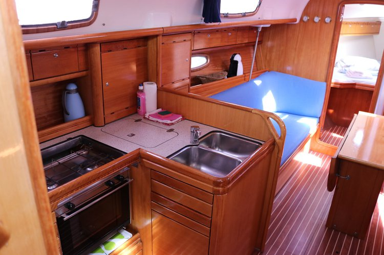 Boat for rent Bavaria Yachtbau 37.0 feet in Marina Kastela, Kastela,