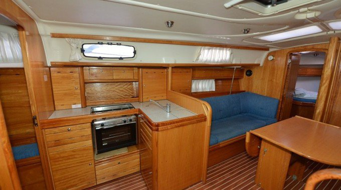Discover Zadar region surroundings on this Bavaria 37 Cruiser Bavaria Yachtbau boat