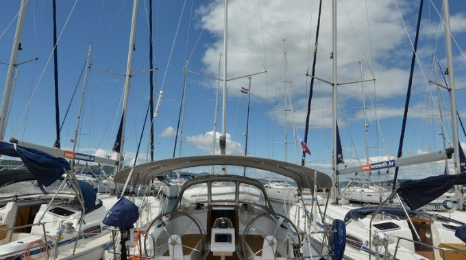 Boat for rent Bavaria Yachtbau 37.0 feet in Marina Kornati, Biograd,
