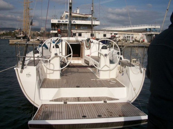 Discover Ionian Islands surroundings on this Bavaria Cruiser 40 S Bavaria Yachtbau boat