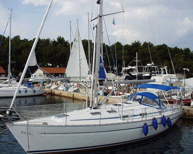Boat for rent Bavaria Yachtbau 40.0 feet in Marina Vrsar,