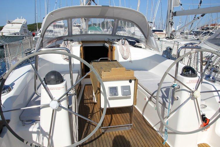 Boat for rent Bavaria Yachtbau 39.0 feet in Marina Vrsar,