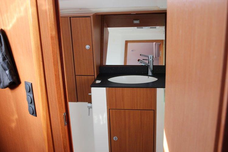 Discover Split region surroundings on this Bavaria Cruiser 40 Bavaria Yachtbau boat