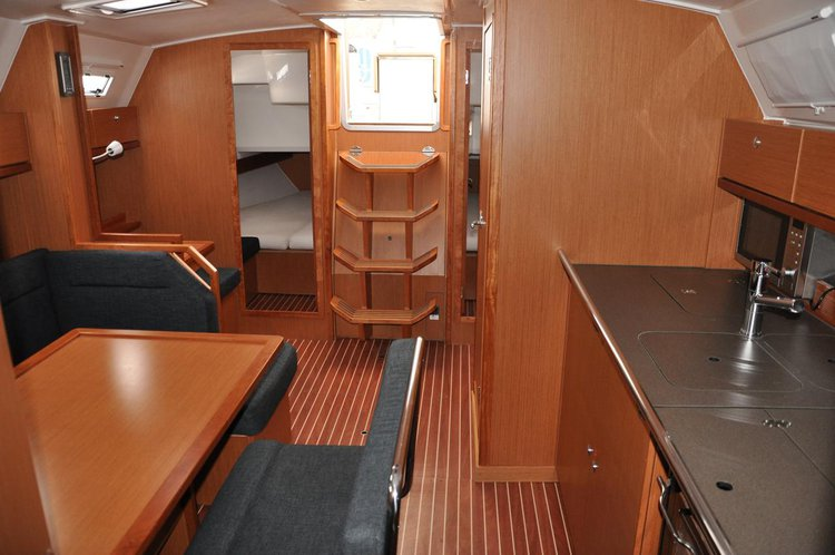 Discover Zadar region surroundings on this Bavaria Cruiser 40 Bavaria Yachtbau boat