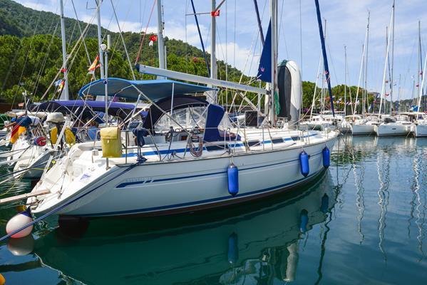 Enjoy Aegean in style on our Bavaria Yachtbau