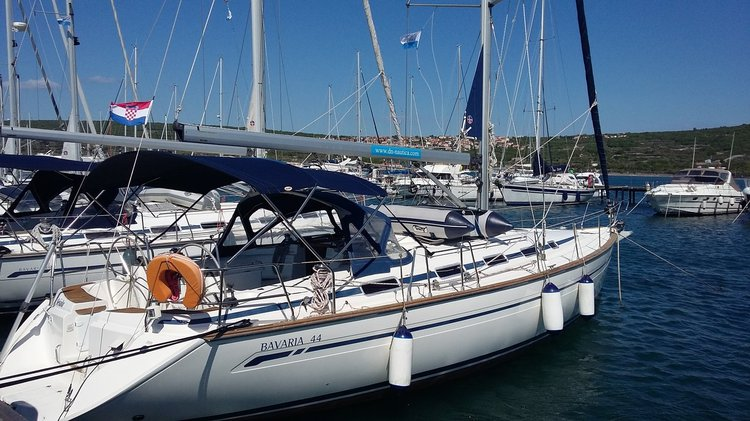 Boat for rent Bavaria Yachtbau 45.0 feet in Marina Punat (Krk),
