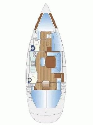 Boat for rent Bavaria Yachtbau 45.0 feet in Marina Kornati, Biograd,