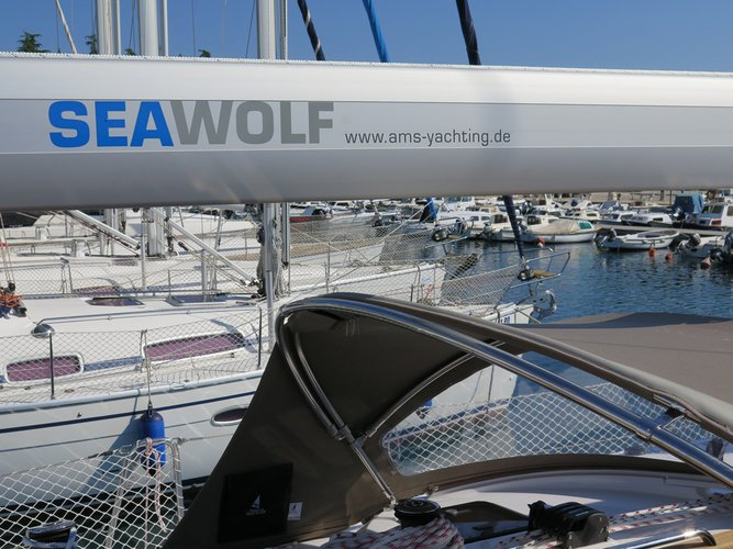 Boat for rent Bavaria Yachtbau 46.0 feet in Marina Vrsar,
