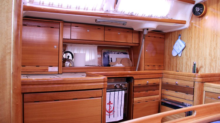 Boat for rent Bavaria Yachtbau 47.0 feet in Dodecanese, Greece