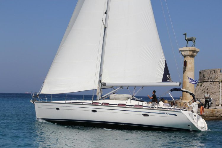 Charter this amazing Bavaria Yachtbau in Dodecanese