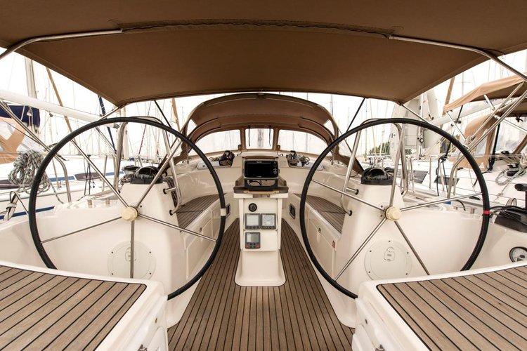 Boat for rent Bavaria Yachtbau 47.0 feet in Athens - Marina Alimos (Kalamaki), Greece