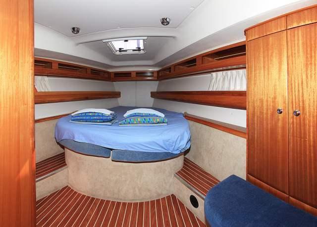 Discover Zadar region surroundings on this Bavaria 46 Cruiser Bavaria Yachtbau boat