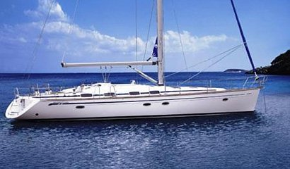 Sail the waters of Lazio on this comfortable Bavaria Yachtbau