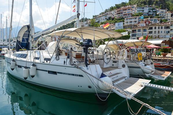 Boat for rent Bavaria Yachtbau 49.0 feet in Aegean, Turkey