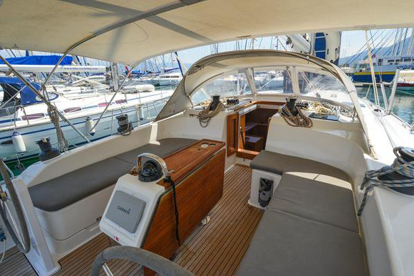 Bavaria Yachtbau's 49.0 feet in Aegean